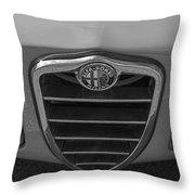 1966 Alfa Romeo Duetto Throw Pillow