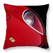 1966 Ferrari 275 Gtb Throw Pillow