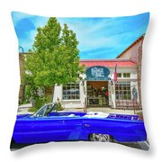 1967 Dodge R/t Throw Pillow
