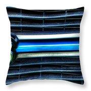 1968 Chevell Ss 299 Throw Pillow