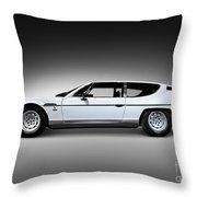 1968 Lamborghini Espada Throw Pillow