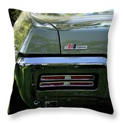 1968 Pontiac Gto Throw Pillow