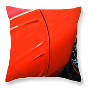 1969 Dodge Charger Rt Throw Pillow