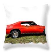 1970 Fake Gto_lemans Throw Pillow
