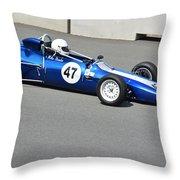 1972 Titan Formula Ford Mk6 Throw Pillow