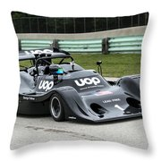 1974 Shadow Dn4 Can-am At Road America Throw Pillow
