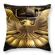 1979 Pontiac Trans Am  Throw Pillow