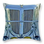 1985 Tiffany Coupe Grille Throw Pillow