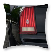 1988 Monte Carlo Ss Tail Light Throw Pillow