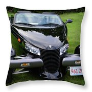 1999 Plymouth Prowler Throw Pillow