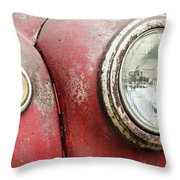 1946 Ford F-6 Throw Pillow
