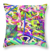 2-6-2015abcdefghijklmnopqrtuvwxyzab Throw Pillow