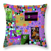 2-9-2016babcdefghijklmnopqrtuvwxyza Throw Pillow