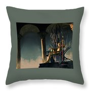 A Song Of Ice And Fire Throw Pillow