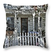A38 Throw Pillow
