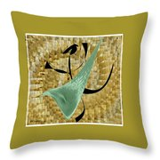 Abstract #68 Throw Pillow