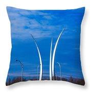 Air Force  Throw Pillow