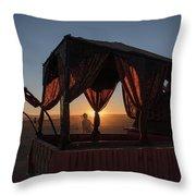Amazing Tankwa Sunset Throw Pillow
