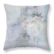 An Unchanging Will Throw Pillow