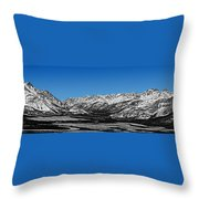 Anaktuvuk Pass Alaska Throw Pillow