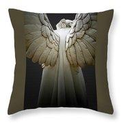 Angel Series Throw Pillow