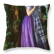 April Love Throw Pillow