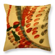 Asleep - Tile Throw Pillow