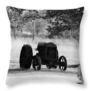 B/w130 Throw Pillow
