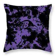 Baltimore Ravens  Throw Pillow