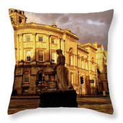 Bath England United Kingdom Uk Throw Pillow