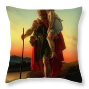 Belisarius Throw Pillow