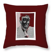 Benjamin Siegel Aka Bugsy Unknown Locale Or Date-2013 Throw Pillow