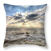 Birling Gap Angel Light Throw Pillow