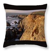 Bodega Head Throw Pillow