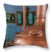 Brewhouse Throw Pillow