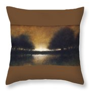 Celestial Place #9 Throw Pillow