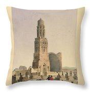 Complex Of Sultan Qalawun Throw Pillow