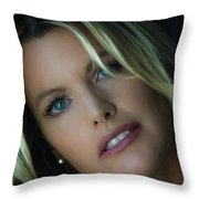 Danielle Throw Pillow