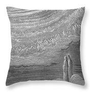 Dante: Paradise Throw Pillow by Granger