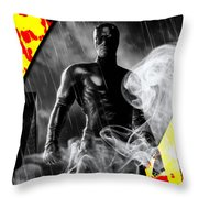 Daredevil Collection Throw Pillow