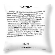 Decree Throw Pillow