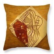 Dreams - Tile Throw Pillow