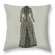 Dress Throw Pillow