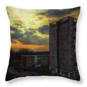 Edmunds Tower Throw Pillow