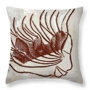 Energy - Tile Throw Pillow