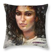 Erbora Throw Pillow