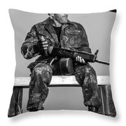 Expendables 3 2014  Throw Pillow