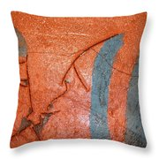 Family - Tile Throw Pillow