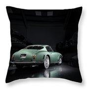 Ferrari 250 Gt Swb Throw Pillow