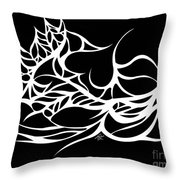 Final Tabulation Throw Pillow